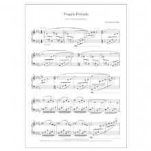 Fragile Prelude (No. 10 from 15 Preludes for piano)   DIGITAL -  Iain James Veitch